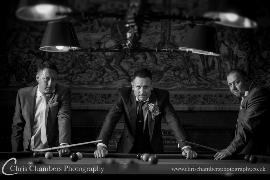 Wedding photographer | Groom preparation photography | Award winning wedding photography | Groom and groomsmen wedding photographs