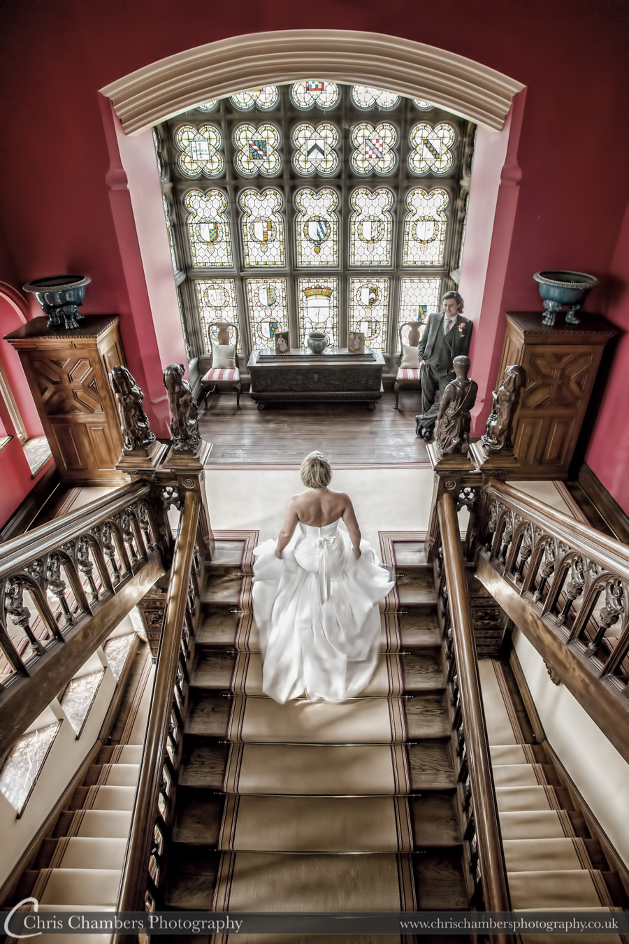 Carlton Towers Wedding Photographer | Award winning wedding photographs | Wedding Photography taken at Carlton Towers in Yorkshire | Wedding photographs at Carlton Towers | Chris Chambers photography at Carlton Towers