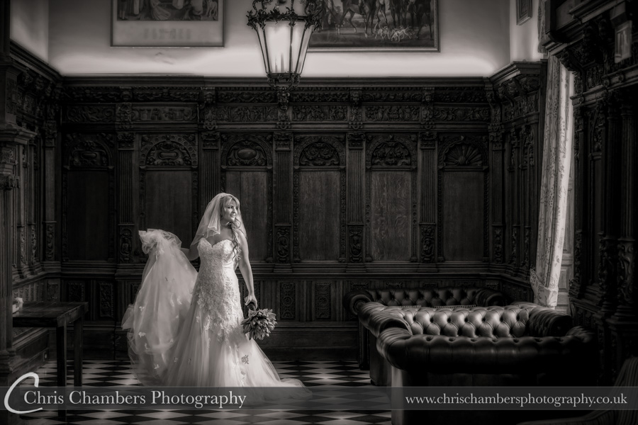 Hazlewood Castle Wedding Photographer in North Yorkshire | Hazlewood Castle wedding photos | Chris Chambers photography| Award Winning Wedding Photographer | Hazlewood Castle Wedding Photographs