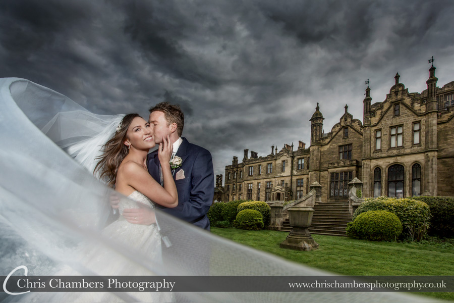 Wedding Photographer at Allerton | Allerton Castle wedding photographs | Allerton Castle Wedding Photographer Chris Chambers | Allerton Castle Wedding Photographer in North Yorkshire | North Yorkshire Wedding Photographer | Allerton Castle Wedding Photography