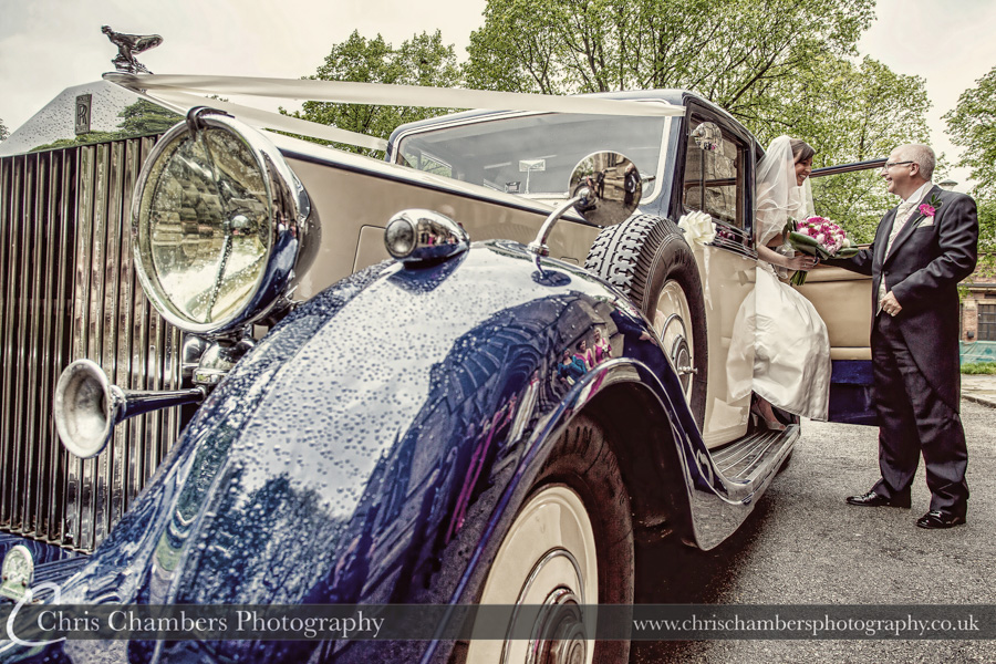 Bridal wedding photography | Arriving at Church wedding photography | Bridal wedding photography