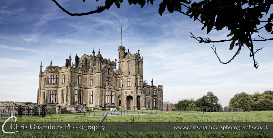 Allerton Castle Wedding Photographer in North Yorkshire | Chris Chambers Photography | Award winning wedding photography | North Yorkshire Wedding Photographer | Allerton Castle Wedding Photography | Allerton Castle Wedding Photographer Chris Chambers