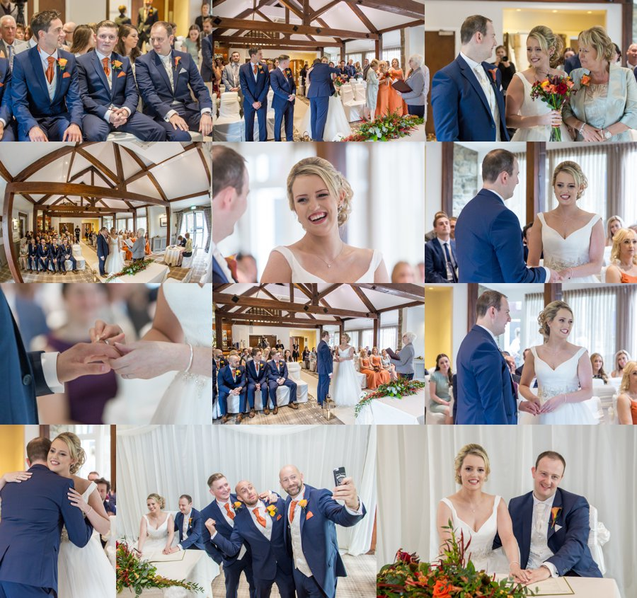 North Yorkshire wedding photographer in Skipton Coniston Hall Hotel, Coniston Hall Hotel wedding photography in Yorkshire