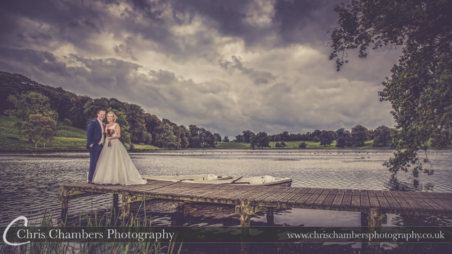Skipton wedding photography at Coniston Hall Hotel in North Yorkshire, Award winning wedding photography, Chris Chambers Photography