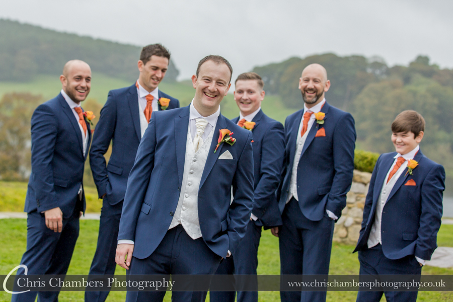 Coniston Hall Hotel wedding photography in North Yorkshire, Skipton Wedding Photographer