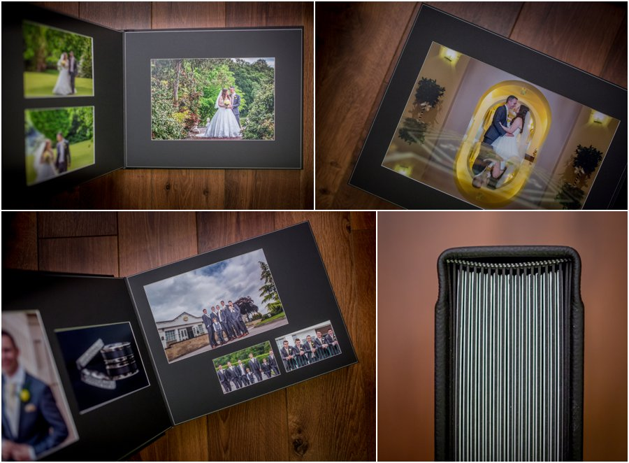 Gomersal Park Hotel wedding photographer - wedding album from Gomersal Park Hotel.