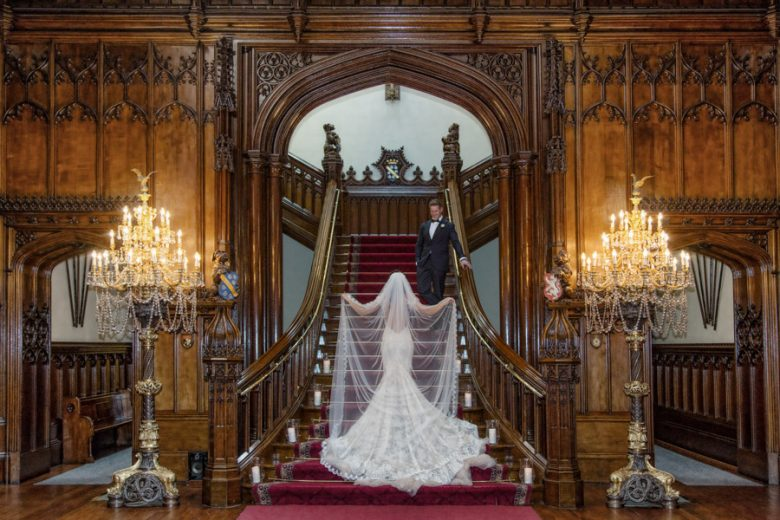 North Yorkshire wedding photograph and Allerton Castle Wedding Photographer, Award winning north Yorkshire wedding photography, Allerton Castle Wedding photographs
