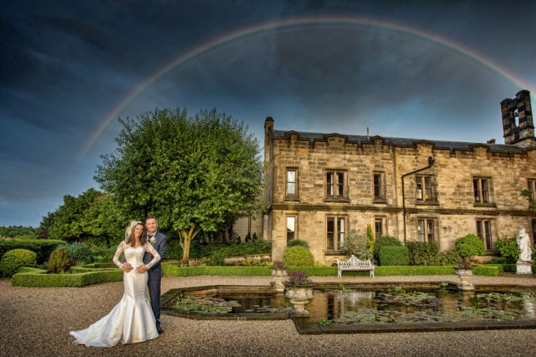 Allerton Castle wedding photography, Allerton Castle wedding photographer, North Yorkshire wedding photographs and wedding photographer