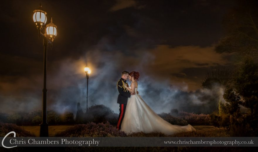 Award winning Waterton Park wedding photographer