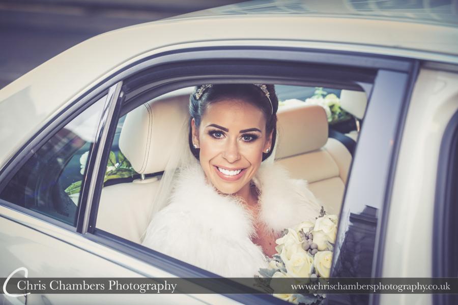 Barnsley wedding photography, Award winning wedding photographer Chris Chambers Photography