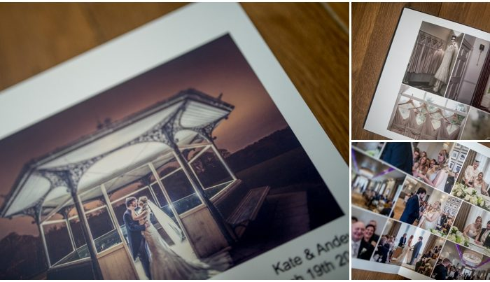 Our latest bride and groom wedding albums - Italian Storybooks from Graphistudio.